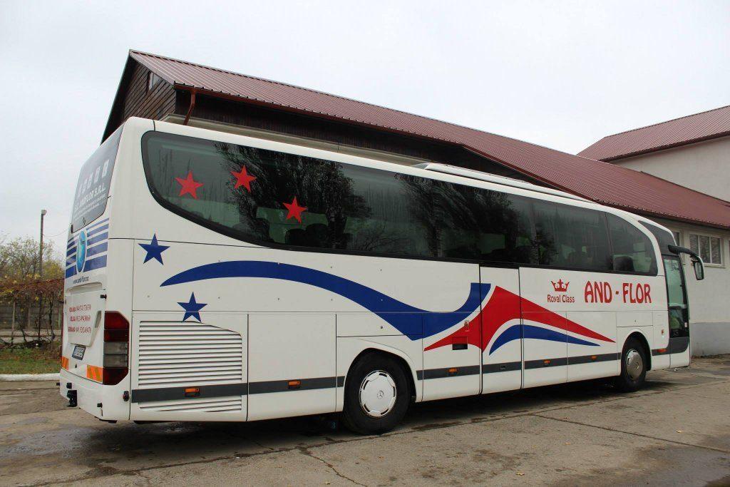 transport autocar focsani