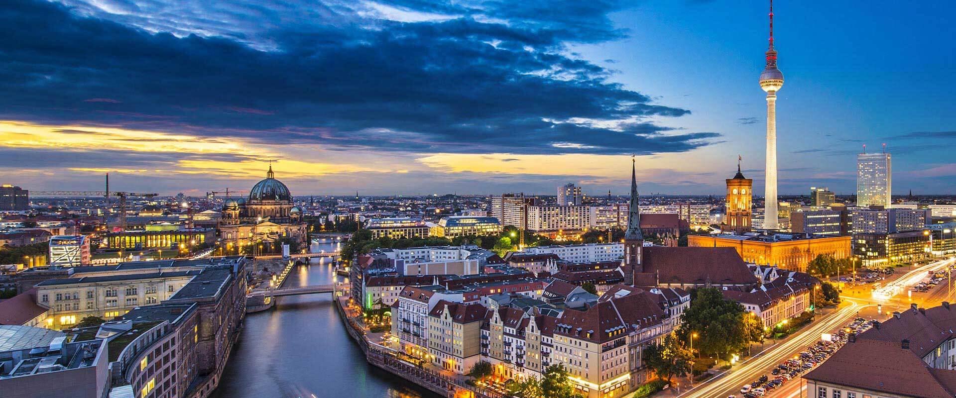 transport persoane Berlin, Germania