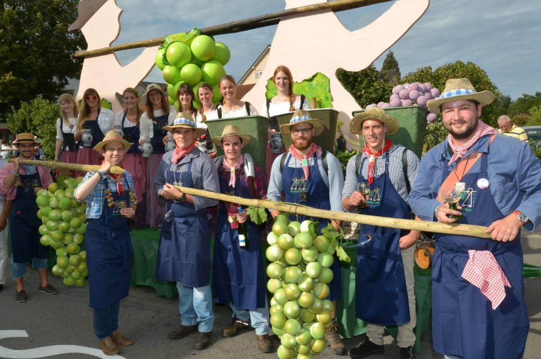 Festival de vinuri și struguri Grevenmacher