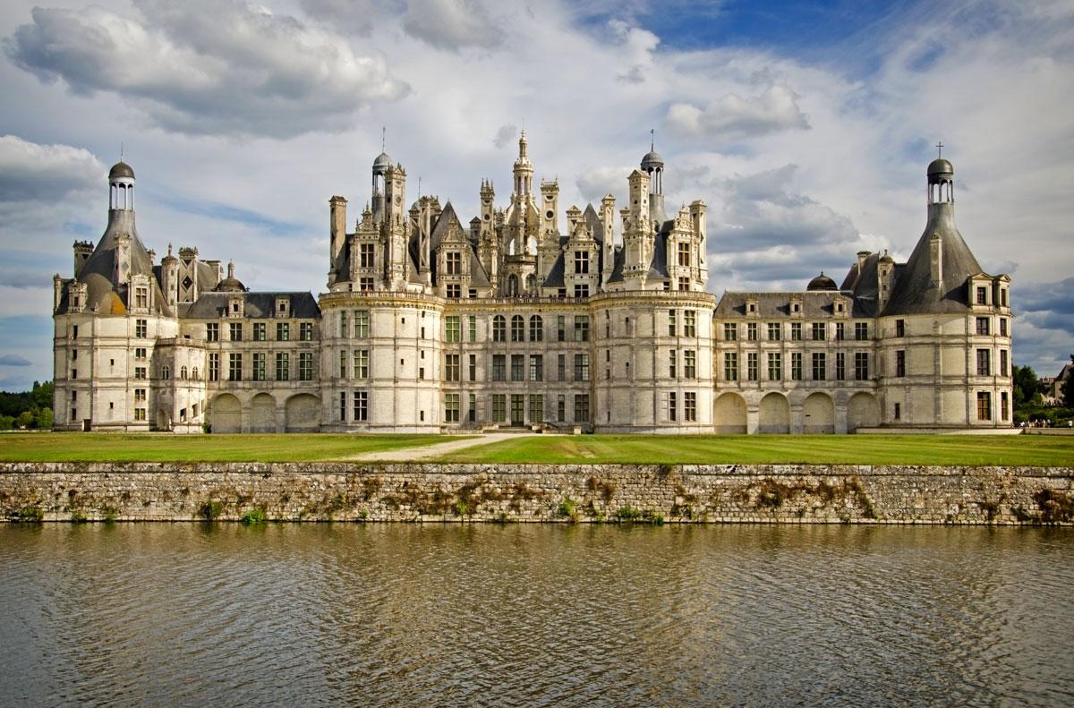 Chateau de Chambord (Val de Loire)