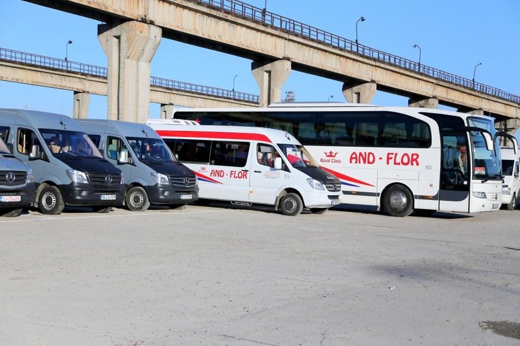 and-flor transport de persoane romania - germania