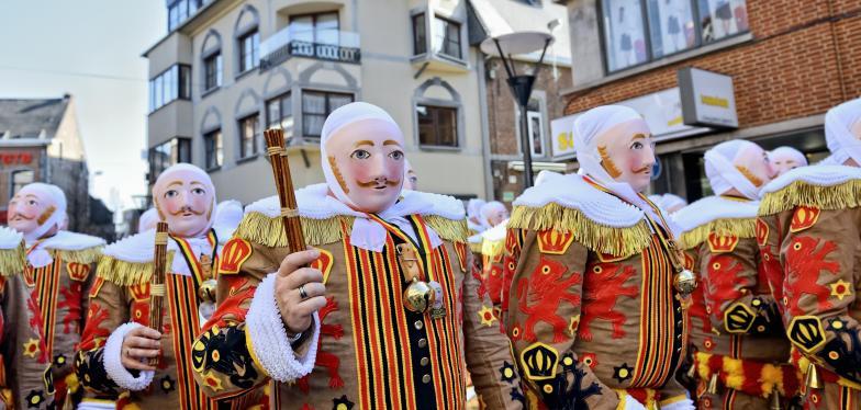 Carnavalul din Binche