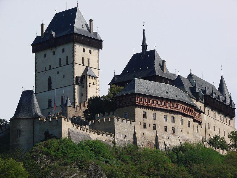 Castelul Karlstejn