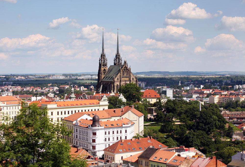 Catedrala Sf. Petru si Paul Brno