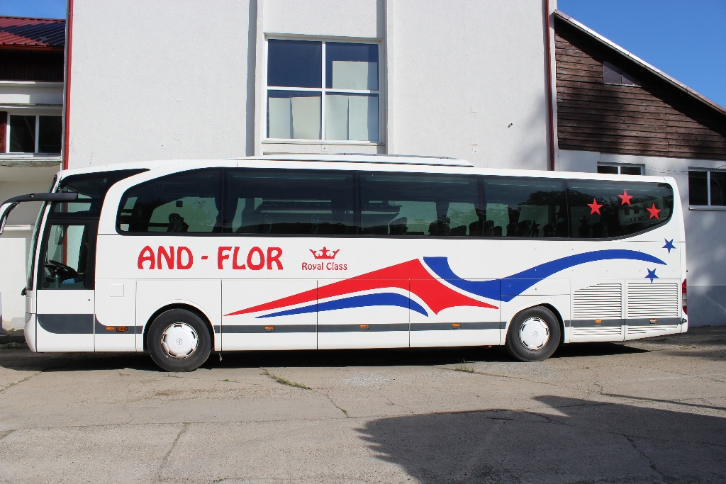 transport bacau germania