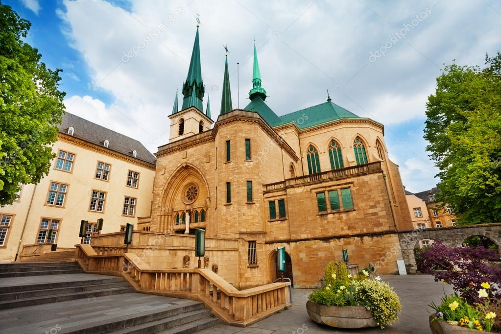 Catedrala Notre Dame Luxemburg