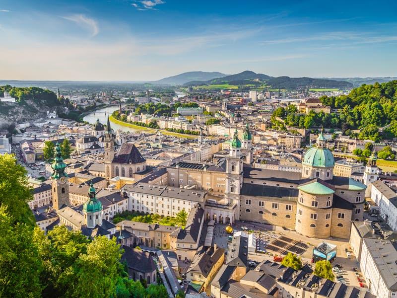 transport persoane Salzburg
