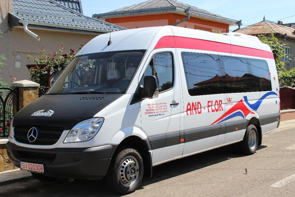 transport persoane bistrita austria germania belgia olanda